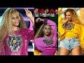 BEYONCE 2nd Coachella Performance! SAME songs NEW clothes! Beyonce and Solange FALL DOWN on Stage! MP3