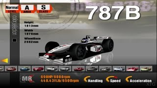 Gran Turismo 3 - Hidden & Secret Cars + Tracks PS2 Gameplay HD