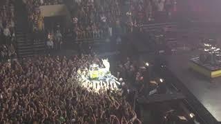 Josh Dun Drumming On The Crowd