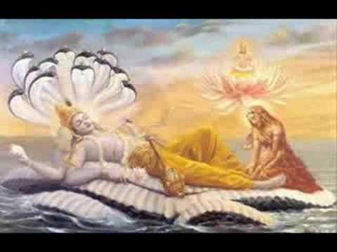 Achyutam Keshavam Bhajan - with Lyrics