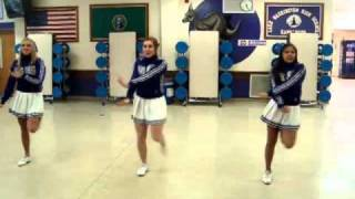 Lake Washington Cheer tryout party (Music)