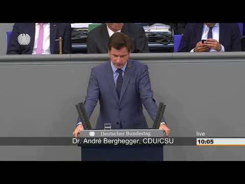 André Berghegger: Finanzen, Bundesrechungshof [Bundestag 03.07.2018]