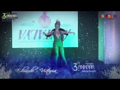 Eduardo & Victoria Kizomba-Semba Dance Performance Show | AIDC-2015