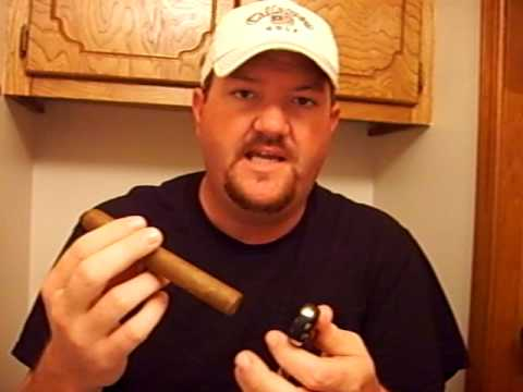 How I Light A Cigar Video
