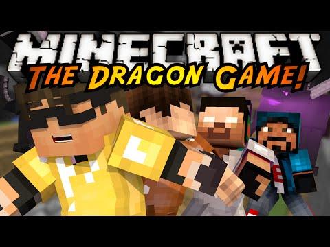 Minecraft Mini-Game : DRAGONS!