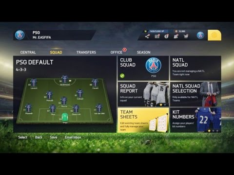FIFA 15: CAREER MODE NEWS! (Old Players Fixed. Better Growth & more!)