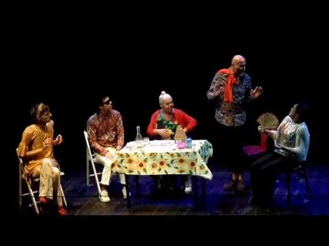 """""""LA TARANTINA"""" spettacolo di Fortunato Calvino al Teatro Nuovo(20/10/2018)"""