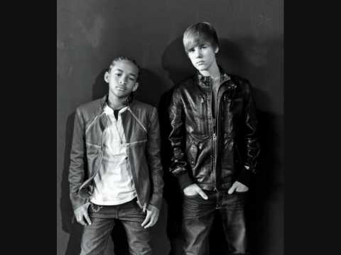 Justin Bieber feat Jaden Smith - NEVER SAY NEVER♥