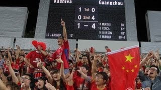 HIGHLIGHTS Kashiwa Reysol 1:4 Guangzhou Evergrande 全场集锦 柏太阳神 1:4 广州恒大 20130925