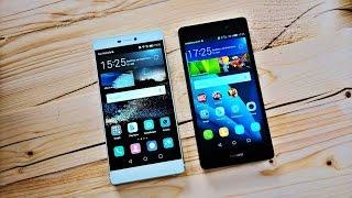Benchmark: Huawei P8 vs. Huawei P8 lite