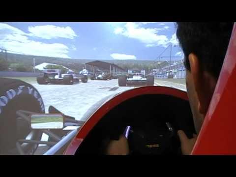 CKAS F1 (Formula 1) 6DOF Motion Simulator
