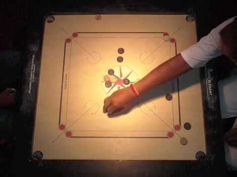 Carrom: Nishantha Fernando won Mens single in World Championship