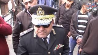تعليق اللواء إيهاب رشدى نائب مدير أمن القاهرة علي تفجيرات طلعت حرب