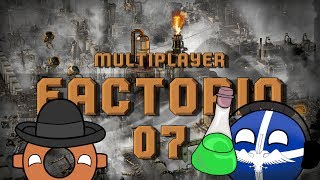 FACTORIO MULTIPLAYER #07 UNLIMITED SCIENCE - Let's Play Gameplay
