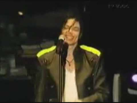 Michael Jackson - Way Cute Onstage Moments Video