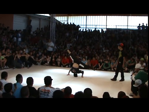 Kaku VS Lil G @ Trickonometry World / Le Mans World Battle II (May-30-2009)