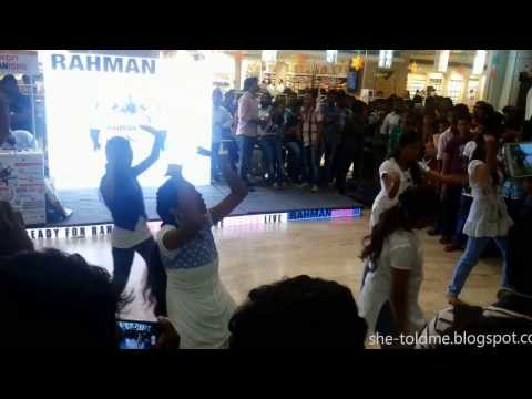 Girls Dance For Barso Re Megha Song For ARRahmans Rahmanishq