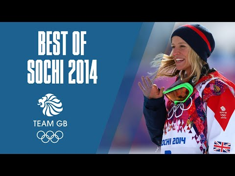 The Best of Team GB at Sochi 2014 Olympic Winter Games