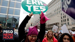 With Virginia ratification, where does the Equal Rights Amendment go from here?