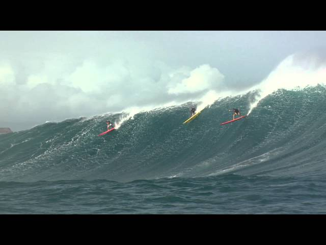 Billabong XXL Global Big Wave Awards Teaser