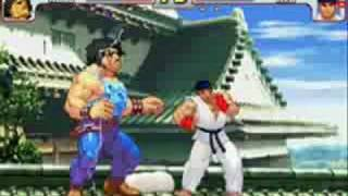 Street Fighter 3 Third Strike arcade perfect flawless TAS run with Hugo
