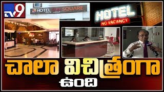 Hotels filled with party leaders and cadre in Kakinada