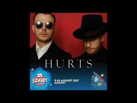 Hurts Live At Sziget Festival 2017 | Audio Only | FULL CONCERT