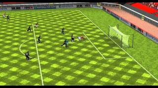 FIFA 14 Android - SPARTAK VS Manchester City
