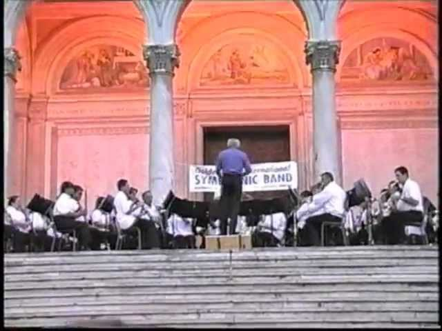 2001 Golden West College Symphonic Band Massa Concert