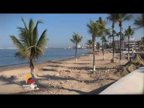 Puerto Vallarta New Malecon Tourism Mexico by PromovisionPV.com Video Production