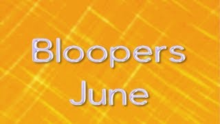 Awesome Inc. Bloopers-June