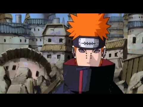 Kakashi Vs. Pain Full Fight (english Sub) Part1 video