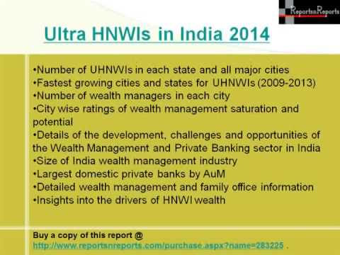 Wealth Management Sector 2014 in India- Development, Challenges and Opportunities