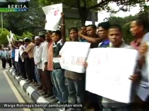 Memorandum Submitted To The Embassy Of USA, UK, Russia, France, & China by Rohingyas in Malaysia