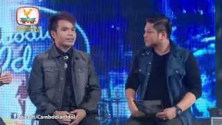 CambodianIdol Talkshow EP1-2