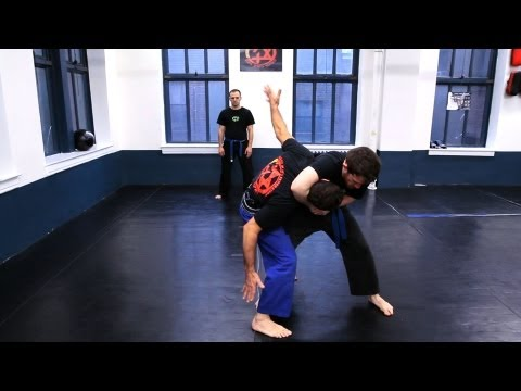 How to Defend against Side Headlock | Krav Maga Defense Image 1