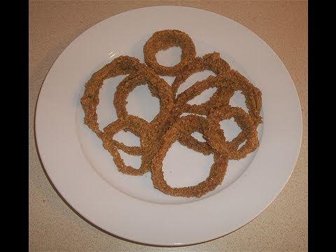 Food Rings Recipes Raw Food Recipe Onion Rings