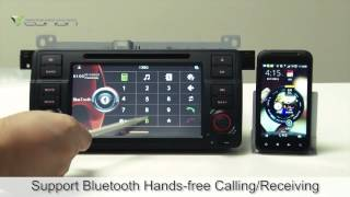 Eonon D5113 Specific BMW E46 Navigation with Newest 2012 Sygic Map