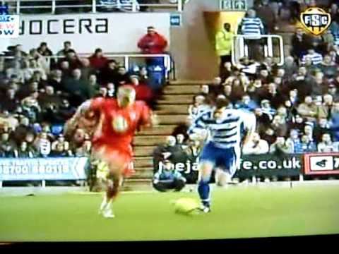 David Bentley v Reading Video