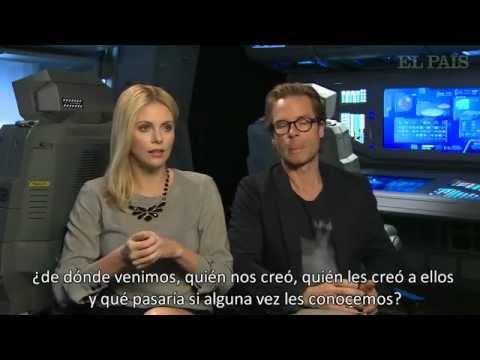 Entrevista A Ridley Scott Y A Los Protagonistas De 'Prometheus'