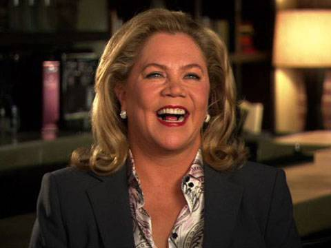 Kathleen Turner Guest Stars on Californication