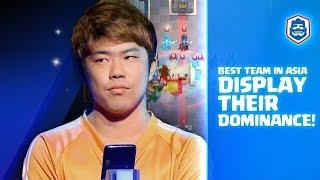 RAIKI JONES LEADS PONOS TO VICTORY! | PONOS Sports vs DetonatioN Gaming | CRL Asia