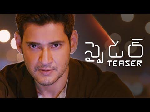 Spyder Telugu Teaser Mahesh Babu A R Murugadoss Sj Suriya