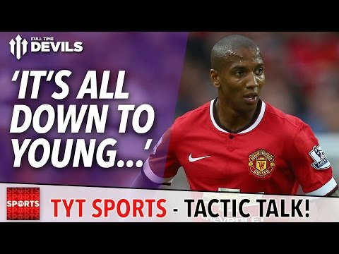 It's All Down To Young' | TYT Sports Tactic Talk | Manchester United vs Arsenal