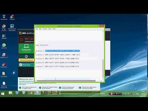 How to get AVG 2014 full version for FREE!! 100% WORKING!!!