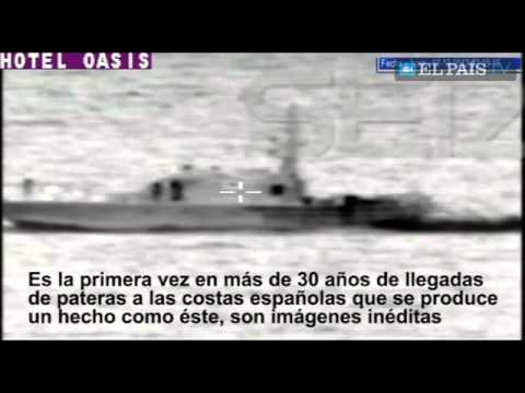 فيديو لحظة وقوع فاجعة لانزاروتي