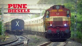 PUNE Oldies On A Rampage - DURONTO & GARIBRATH Express
