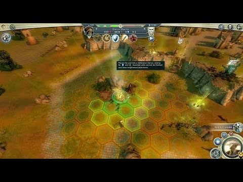 Age of Wonders III: Theocrat Gameplay Trailer