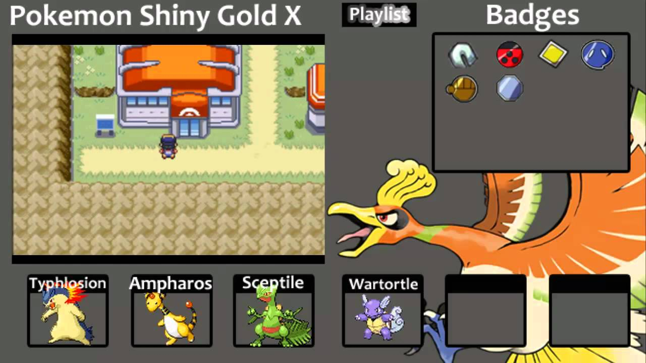 Download do pokemon shiny gold em portugues para gba