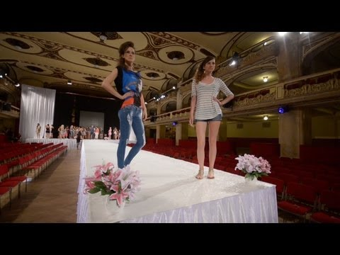 MISS & MISTER DEAF WORLD & EUROPE 2013-DAY 4